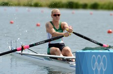 The hectic schedule of Olympic rower, mother of two and student Sanita Puspure