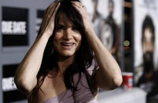 Juliette Lewis had to ask Irish Twitter to explain what shifting is
