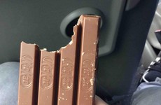 One in six Irish people eat their Kit Kats like THIS