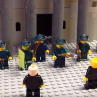 Schoolkids from Cork just made 'Lego 1916 The Movie' and it's totally amazing