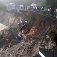 Heavy rains kill at least 84 in Central America