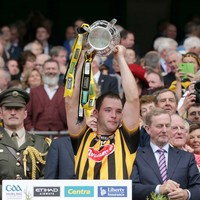 'I could feel a dunt inside of the knee and I knew it wasn't good from there' - Kilkenny cruciate blow