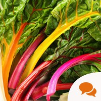 Chard is highly nutritious and should be a popular addition to your healthy January diet