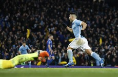 As it happened: Manchester City v Everton, Capital One Cup semi-final