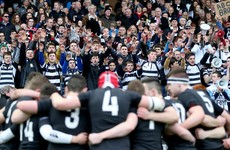 Three-try Roscrea get their Leinster Schools defence off to a winning start