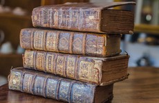 Man on trial for having ancient stolen books in his house