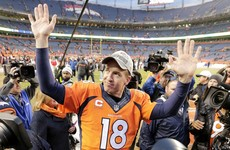 10 days before the Super Bowl, the NFL is investigating Peyton Manning over HGH claims