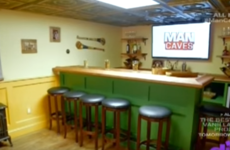 This Cork man got his dream Irish 'man cave' on a US home makeover show