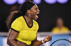 Sensational Serena surprised to reach Australian Open final