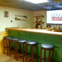 This Cork man got his dream hurling-themed 'man cave' on a US home makeover show