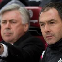 Derby boss calls on mentor Ancelotti as he plots victory against Man Utd
