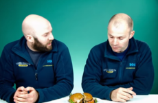 Two Dublin butchers tried vegan food and had the most Irish reaction ever