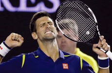 Impressive Djokovic halts Fed Express to reach another Australian Open final