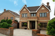 This five-bedroom double-fronted Celbridge family home is up for sale