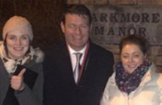 Alan Kelly was canvassing last night while the Dáil debated homelessness