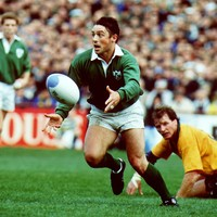 Born in England, uncapped by Ireland but still asked to be captain - The Rob Saunders story