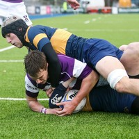 Clongowes overcome scare to secure place in Leinster SCT quarter-finals