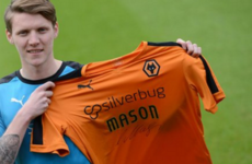 One of Ireland's most underrated forwards has joined Wolves