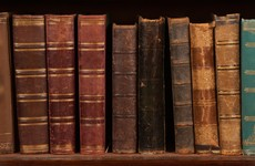 "Man accused of possessing 67 allegedly stolen antique books said that he ""can't read too well."""
