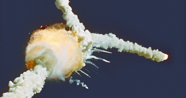 It's 30 years since a space shuttle exploded on live tv while the world watched
