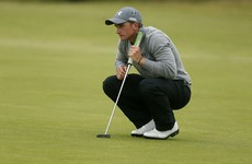 Paul Dunne off to a flying start on his PGA Tour debut