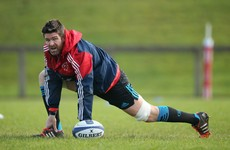 Billy Holland is the latest Munster player to sign a new contract