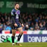 Ireland release Henshaw, Bealham and Dillane for Connacht's vital clash with Scarlets