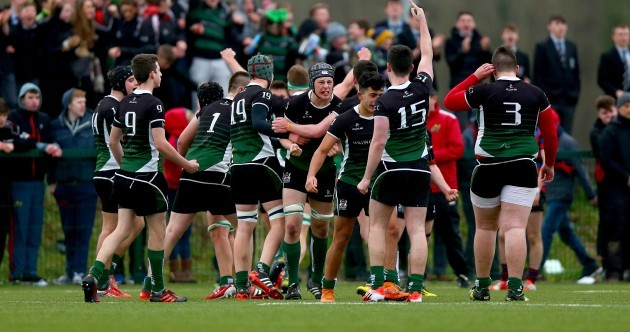 Bandon withstand late St Munchin's comeback to record famous win