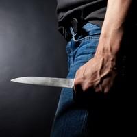 Man who 'jabbed' stranger in buttock with knife avoids jail