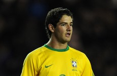 Chelsea complete loan deal for Brazil star Pato
