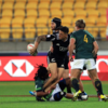 Sonny Bill Williams makes instant 7s impact with try and sublime offload on his debut