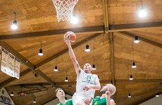 What a star! Kieran Donaghy named MVP in national basketball final