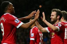 'Unbelievable Martial has incredible potential' - Mata