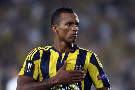 Nani has been the subject of interest from China during the transfer window.