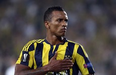 Fenerbahce reject €20 million bid for Nani from mystery Chinese club