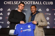 Chelsea beat off competition to sign highly-rated US defender Matt Miazga
