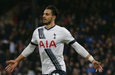 Chadli double inspires four-star Spurs to FA Cup victory