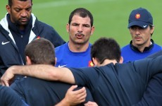 Plus ca change... Lievremont names same French side for World Cup decider