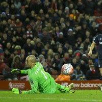 Ireland's Randolph the hero as the Hammers hold Liverpool at bay