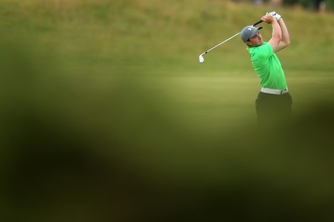 Late birdie leaves Dunne in a tie for 17th.