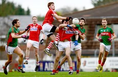 Cork footballers off to flying league start with nine-point win over Mayo