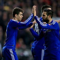 Oscar hits first half hat-trick and Hazard finally breaks 273-day goal duck