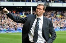 Big Dunc Ferguson returns to Everton