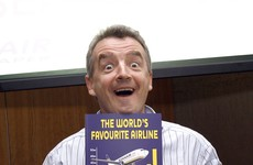 No wonder this man is smiling, Ryanair has doubled its profit to €103m