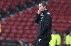 Deila shrugs off Celtic job fears after Cup shocker