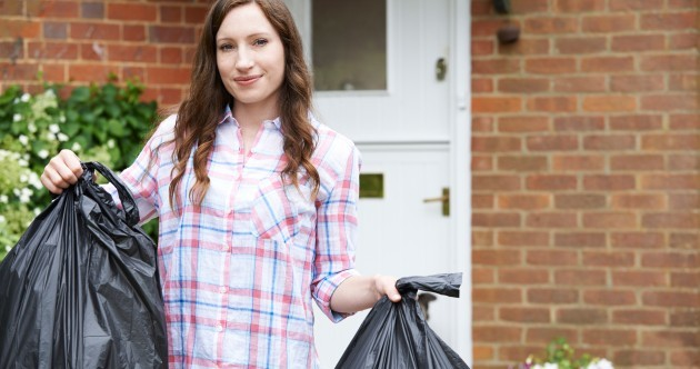 New bin charges will see individual bags banned