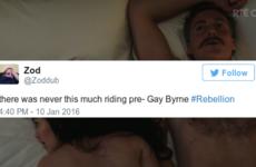 12 very Irish tweets about RTÉ's Rebellion