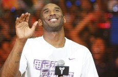 Is Kobe Bryant about to make his European debut?