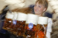 In pictures: 200th Oktoberfest begins