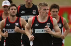 Tommy Walsh 'ready' for AFL challenge